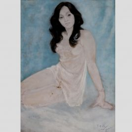 LOT 107 | Young Lady – Tran Dong Luong