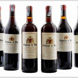 "LOT 01 | Chateau Le Puy ""Mixed Case"" – lot 6 bottles"
