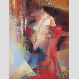 Lot 10 Lê Thanh (B.1940) | Pretty Woman