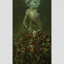 LOT 126 | Flower-wearing bride – Tran Thanh Canh
