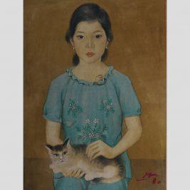 LOT 112 | Young Lady – Le Van Xuong
