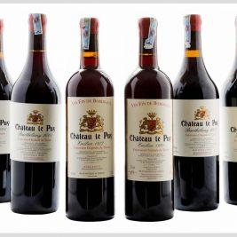 """LOT 01   Chateau Le Puy """"Mixed Case"""" – lot 6 bottles"""