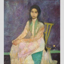 Lot 04  – Artist Hoàng Lập Ngôn