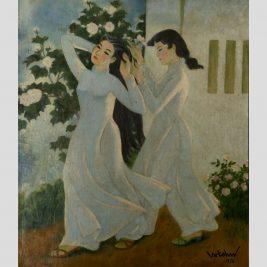 Lot 10 – Artist Hoàng Tích Chù