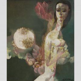 Lot 12 – Artist Hồ Hữu Thủ