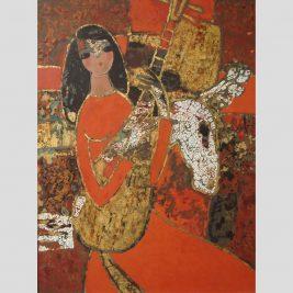 Lot 13 – Artist Dương Sen
