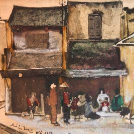 Lot 16 –  Artist Lưu Công Nhân