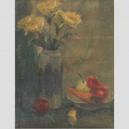 Lot 10: Ngọc Dũng | Tĩnh vật hoa