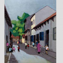 LE VAN XUONG (1917-1988) – Ngo Huyen alley, Ha Noi