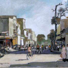 LE VAN XUONG (1917-1988) – Hang Da street, Ha Noi