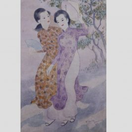 LE VAN XUONG (1917-1988) – Ladies in spring