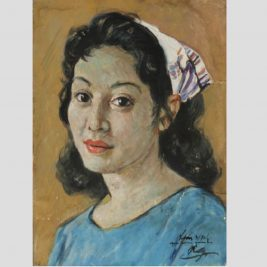 LE VAN XUONG (1917-1988) – Young woman 2